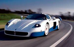 Maserati 0 60 >> 0 60 Mph Maserati Mc12 6 0 V12 2004 Seconds Mph And