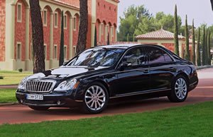 Maybach 57 S 6.0 V12 - [2005] image