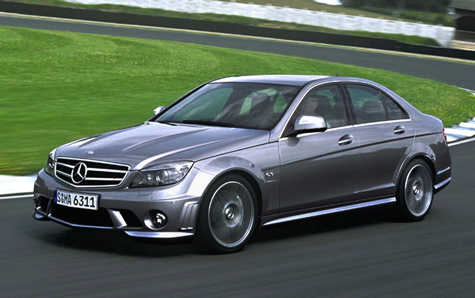 Mercedes C Class 63 AMG - [2007] image