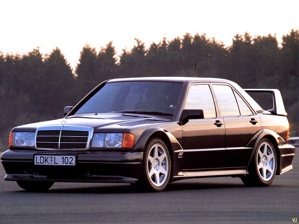 Mercedes 190 Series E 2.5 16 - [1989] image