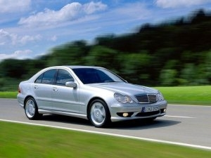 Mercedes C Class 32 AMG - [2001] image