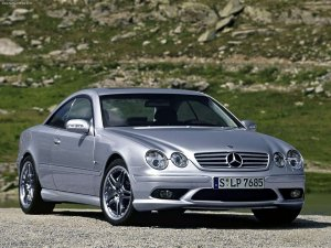 Mercedes CL Class 65 AMG Bi Turbo