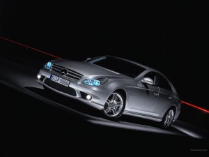 Mercedes CLS Class 55 AMG - [2006] image