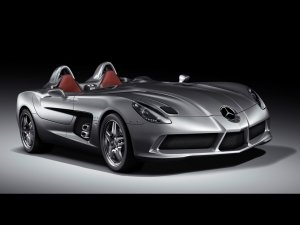 Mercedes SLR Class McLaren Stirling Moss