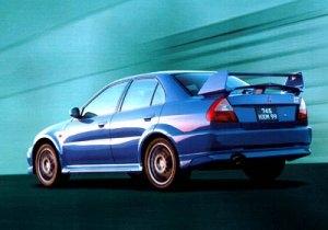 mitsubishi lancer evo vi gsr 2000 image - Mitsubishi Lancer Evo 2000