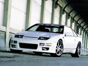 Nissan 300ZX 3.0 V6 Turbo