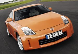 Nissan 350Z Coupe - [2003] image