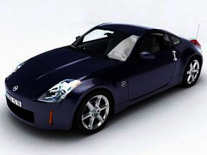 Nissan 350Z 300 GT Coupe