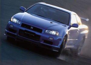 Top Speed Nissan Skyline R34 GTR - [1999] Max Speed, Information ...