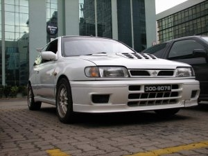 Nissan Sunny GTi R - [1992] image