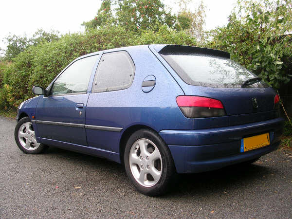 peugeot 306 2 0 xsi 1997 performance figures specs and technical information 0 60 mph 0. Black Bedroom Furniture Sets. Home Design Ideas