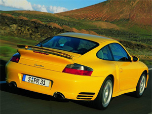 Porsche 911 Turbo 996 - [2000] image