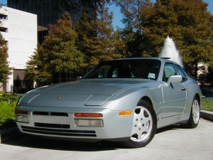 Porsche 944 Turbo - [1989] image