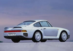 Porsche 959 Turbo - [1987] image