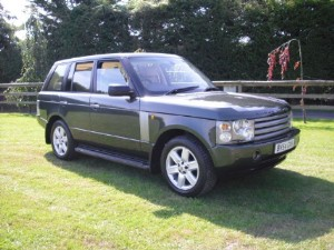 Land-Rover Range Rover V8 Vogue