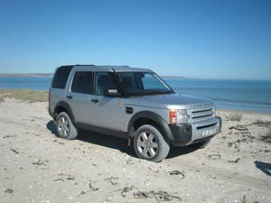 Land-Rover Discovery 3 4.4 V8