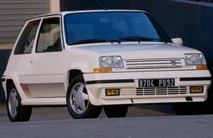 Renault 5 GT Turbo - [1987] image