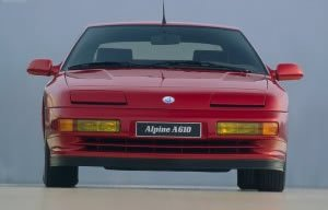 Renault Alpine A610 3.0 V6 Turbo