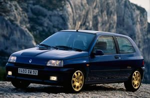 Renault Clio 2.0 16V Williams - [1993] image