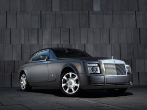 Rolls-Royce Phantom Saloon 4d