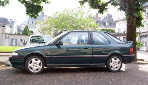 Rover 200 216 GTi Coupe - [1993] image