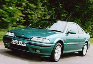 Rover 200 220 Coupe Turbo