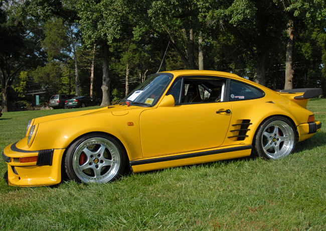 Porsche 911 Ruf CTR Yellow Bird - [1987] image