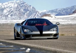 SSC Ultimate Aero TT - [2008] image