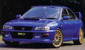Wrx Sti 0 60 >> 0 60 Mph Subaru Impreza Wrx Sti Classic 22b 1998