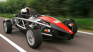 Ariel Atom 300 Supercharged - [1999] image