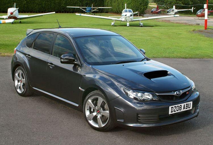 Wrx Sti 0 60 >> 0 60 Mph Time Subaru Impreza Wrx Sti 330s Hatch 2008