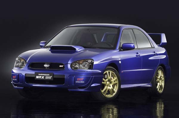 Subaru Sti Logo. 03 subaru sti