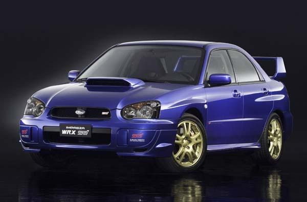 060 mph time Subaru Impreza WRX STI Type RA Spec C  Blobeye