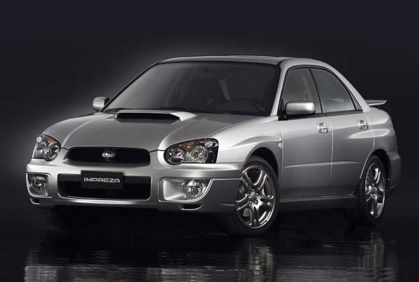 Subaru wrx 0-100 time