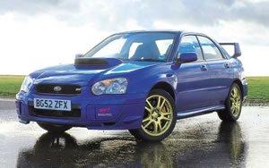 Wrx Sti 0 60 >> 0 60 Mph Time Subaru Impreza Wrx Sti Ppp 2003 Figures