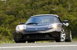 Tesla Roadster Electric 248bhp - [2009] image