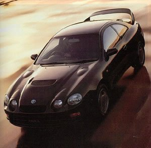 toyota celica gt four st205 1994 performance figures. Black Bedroom Furniture Sets. Home Design Ideas