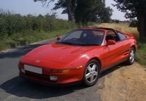 Toyota MR2 Mk2 Turbo Rev 1