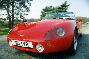 TVR Griffith 4.3 - [1992] image