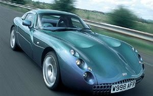 TVR Tuscan S 4.0