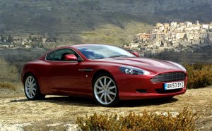 Aston Martin Db9 5 9 V12 2003 Performance Figures Specs And Technical Information