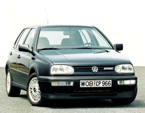 Volkswagen-VW Golf 2.8 VR6 4MOTION