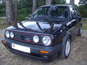 Volkswagen-VW Golf 1.8 16v GTi