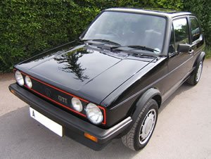 Volkswagen-VW Golf 1.8 8v GTi