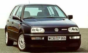 Volkswagen-VW Golf 2.8 VR6