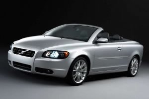Volvo C70 2.5 T5 Coupe Convertible Sport