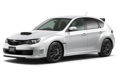 0-60 mph time Subaru Impreza WRX STI R205 Spec C - Hatch - [2010 ...