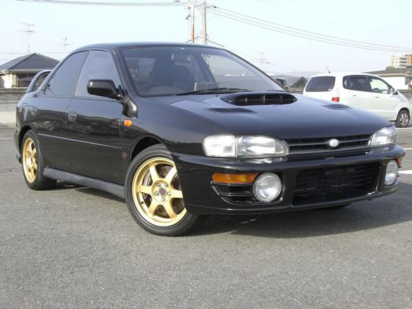Subaru Impreza WRX STI V1 - Classic (JDM) - [1994] Performance Figures, Specs and Technical ...