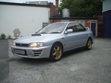 Wrx Sti 0 60 >> 0 60 Mph Time Subaru Impreza Wrx Sti V2 Classic Jdm