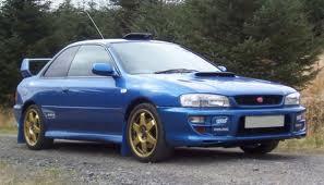 Wrx Sti 0 60 >> 0 60 Mph Subaru Impreza Wrx Sti V5 Type R Jdm Classic